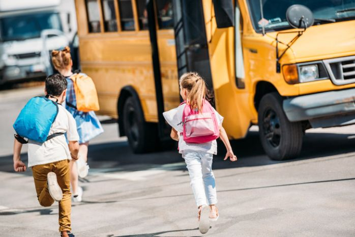 How to transition your kids back to school