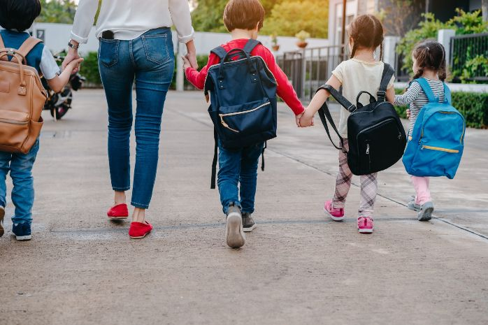 How to help children mentally prepare for school
